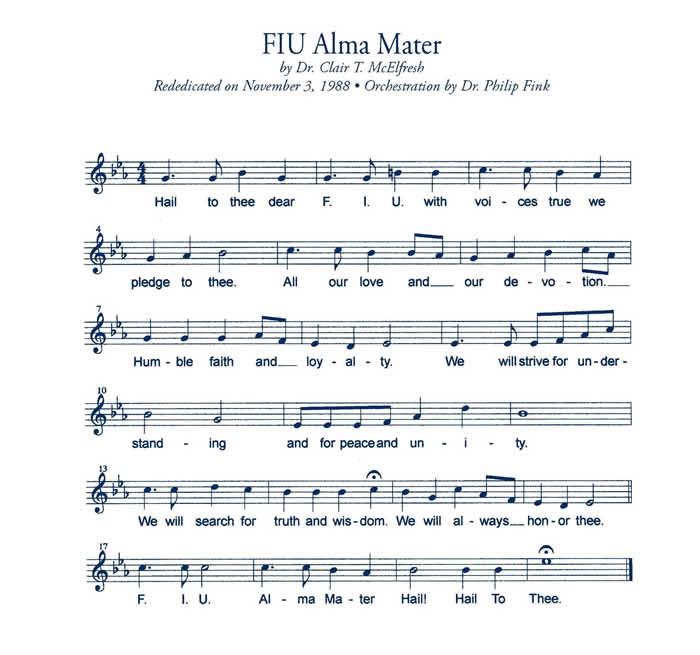 Alma Mater Lyrics